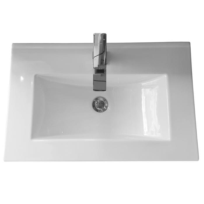 badm bel set 60cm waschbecken mit unterschrank waschtischunterschrank schublade ebay. Black Bedroom Furniture Sets. Home Design Ideas